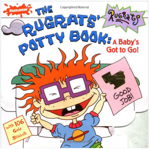 The Rugrats Potty Book